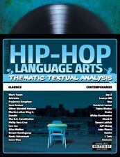 Hip-Hop Language Arts : Thematic Textual Analysis: By Street Smart Press