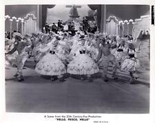 "Scene from ""Hello, Frisco, Hello"" 1943 Vintage Still"