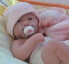 ❤️ Lil Blue Eyes ❤️ BERENGUER LA NEWBORN BABY  DOLL + EXTRAS FOR REBORN PLAY NEW