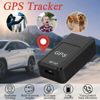 GF-07 GPS Tracker SMS Sender Peilsender Kinder Auto KFZ Haustier Hund Locator