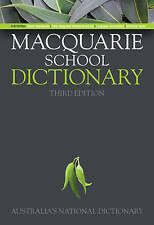 Macquarie School Dictionary 3E (Hardback) + Bonus Compact Speller by Macquarie (Multiple copy pack, 2010)