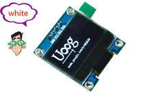 0.96in I2C IIC Serial 128X64 White OLED LCD LED Display Module SSD1306 Arduino