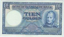 NIEDERLANDE 10 GULDEN  P.083!
