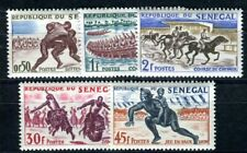 SENEGAL 1960 Yvert 205-209 ** POSTFRISCH TADELLOS SATZ (F4109