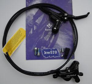 Formula - Brake system Formula Cura 4/Cura4 2021 Glossy Black FD94175-4U - NEW