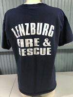 Lenzburg Fire Rscue Department Large T-Shirt