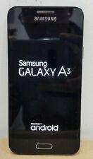 """Unlocked Samsung Galaxy A3 4G LTE SM-A300Y 16GB 4.5"""" 1GB 8MP Aus Stock/Working"""