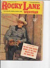 Rocky Lane Western  #9