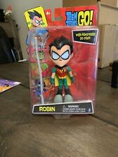 Dc Comics Teen Titans Go! Action Figure 5' robin with removable bo staff