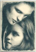 TWILIGHT EDWARD/BELLA PSC Sketch Card by ANDY FRY Kristen Stewart/Rob Pattinson