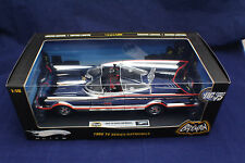 1966 TV Series Batman Batmobile DC Comics Chrome Version # 805/3000 1-18 ELITE.