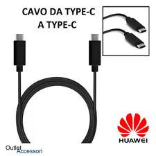 Cavo Cavetto Dati Ricarica Carica ORIGINALE Huawei LX-1030 TYPE-C 3.1 Fast tipo