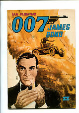 "1970 James Bond 007""Thunderball"" Argentina Foreign Comic Book (Operacion Trueno)"