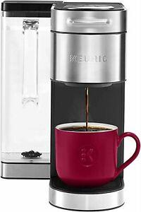 Keurig K-Supreme Single Serve K-Cup Pod Coffee Maker MultiStream Technology-Grey