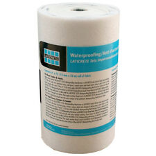 Water Proofing Membrane Fabric 6inx75ft Roll Bath Room Shower Tile Installation