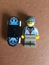 Lego Mini figure Series 4 Skateboarder