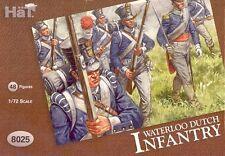 HaT 1/72 Napoleonic Waterloo Dutch Infantry # 8025
