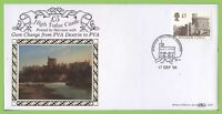 G.B. 1996 High Value definitive £5 PVA on Royal Mail First Day Cover, Windsor