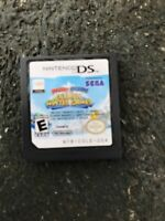 Mario and Sonic at the Olympic Winter Games - Nintendo DS - WORKS TESTED