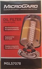 Engine Oil Filter Microgard MGL57078