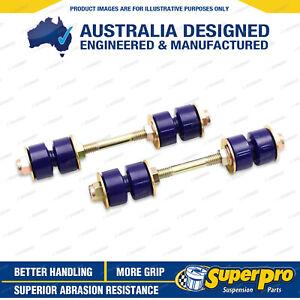 Front Sway Bar Link and Bush Kit for Holden E Series H Series Monaro Statesman