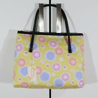Japanese Taste Pattern Print Cotton Bag with Two Handles Kyoto Japan D
