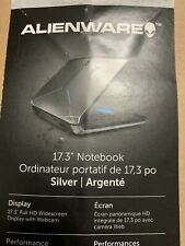 Alienware ALW17-6250sLv (new Sealed) Manufacturer Discontinued