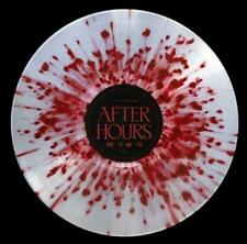 AFTER HOURS (X) (CLEAR/RED SPLATTER VINYL)-WEEKND NEW VINYL