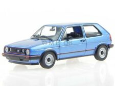 VW Golf 2 GTI 1985 blue metallic diecast modelcar 940054120 Maxichamps 1:43