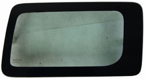 2006-2010 Hummer H3 Rear Right RH Quarter Glass Window Non-Tinted 15821207