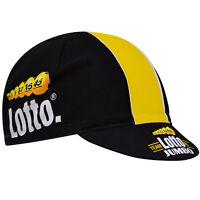 Brand New 2020 Lotto Soudal  cycling cap Italian made