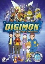 Digimon Frontier Complete Fourth SSN 0767685294901 DVD Region 1