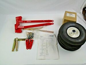 Polaris youth 120 snowmobile Summer Wheel Kit Fits Models 2000 to 2015 2873124