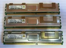 Infineon HYS72T256420HFN-3S-A 6GB (3x2GB) PC2-5300 DDR2 ECC CL5 240P Memory