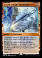 Sword of Light and Shadow - Foil x1 Magic the Gathering 1x Kaladesh Inventions m