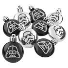 Star Wars Christmas Tree Decoration Darth Vader Stormtroopers Glitter Baubles