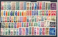 Echte gestempelte Besetzungsausgaben-Briefmarken aus Böhmen & Mähren (bis 1945)