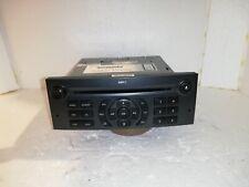 Peugeot 407 Blaupunkt RD4 d25 N2MP3 car cd radio stereo player.