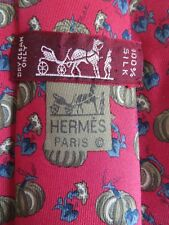 Hermes 100% SETA TIE 7519 IA