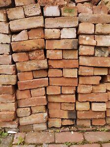Approximately 500 Victorian Reclaimed Bricks