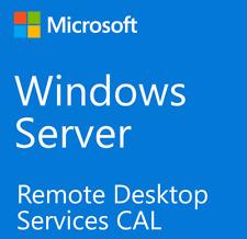 Server 2016 Standard + Remote Desktop Services 50 RDS User/Device CALs