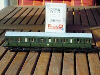 Piko 53213 Abteilwagen B4p Sachsenwagen der DR Epoche 3 neuwertig, Auslaufmodell