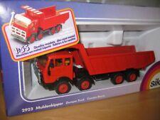 Siku 2923 Muldenkipper MB 2232 4-Achser mit Ramme in OVP von 1989-1991