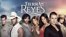 Telenovela mexicana tierra de reyes.40 dvd