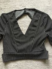 Backless camicia - 8