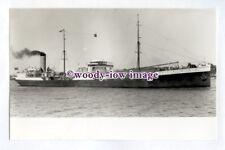 jc0034 - Anglo-Saxon Tanker - Nassa , built 1922 - photograph John Clarkson