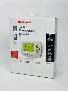 Honeywell RTH6580WF Wi-Fi 7-Day Programmable Touchscreen Thermostat White
