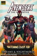 Marvel Comics AVENGERS INITIATIVE DREAMS & NIGHTMARES PREMIERE Hard Cover $20