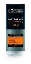 Bielenda Only For Man Extra Energy Moisturising Cream with Vitamin C 50ml