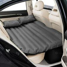 Inflatable Travel Car Mattress Air Bed Back Seat Sleep Rest Mat 2 Pillow/Pump